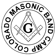COLORADO MASONIC  HIGH SCHOOL BAND CAMP